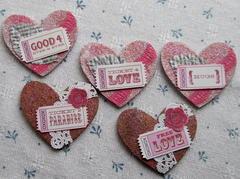 Heart Embellies