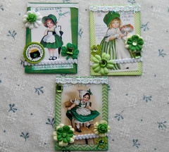 St. Patty's ATCs