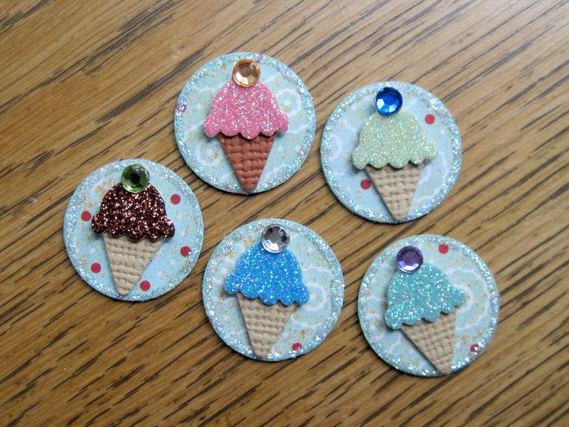 Ice Cream Inchies