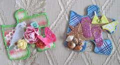 Spring/Summer Puzzle Pieces