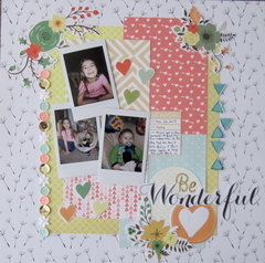 Be Wonderful (March PageMap #3)