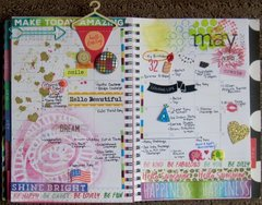 May 2016 Planner Page