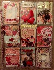 Vintage Valentine Pocket Letter