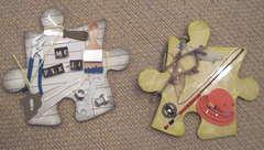 Manly Puzzle Pieces