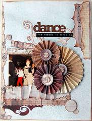 Dance *Donna Salazar Designs*