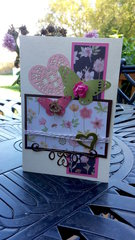Anniversary/Love/Friendship Card