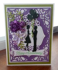 7-Year Anniversary Card