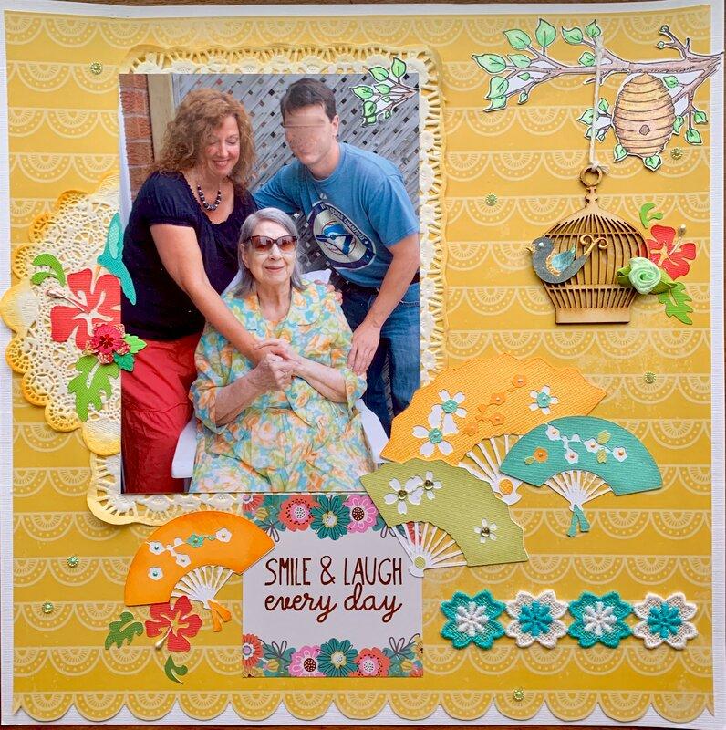 Visit With Grandma