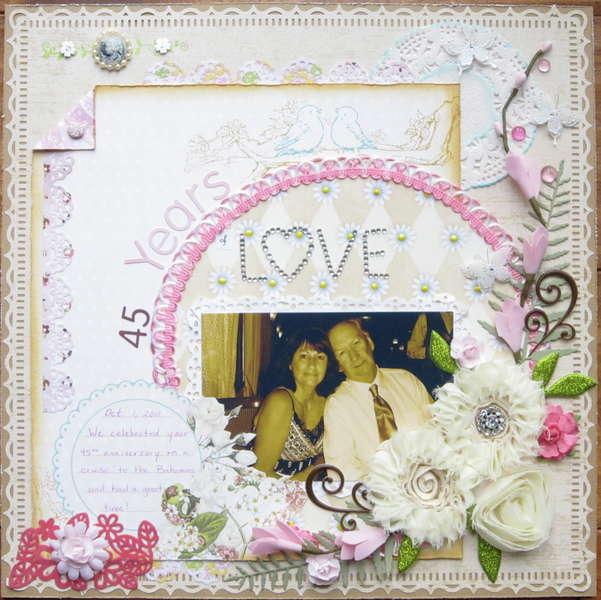 45 Years of Love
