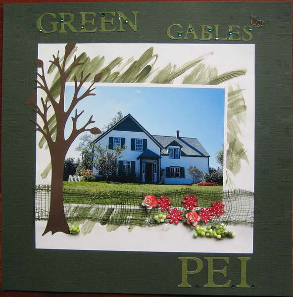Green Gables, P.E.I.