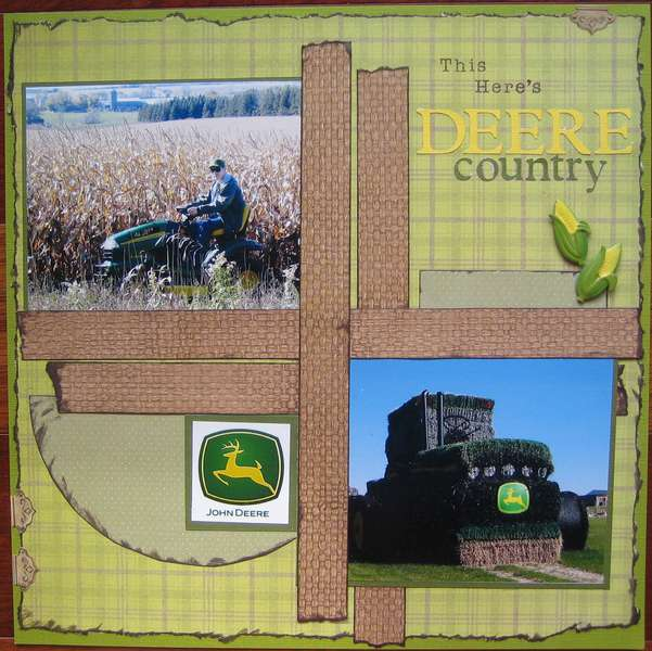 This Here's Deere Country