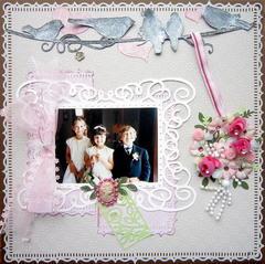 Flower Girls and Ring Bearer