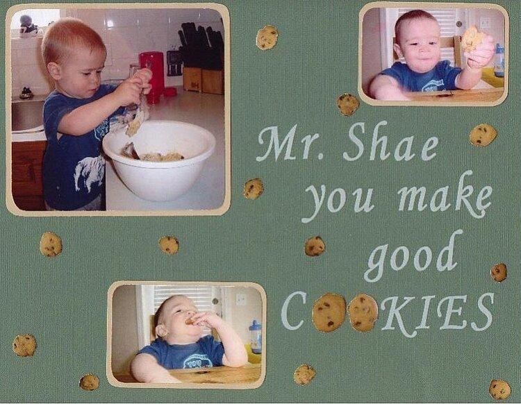 Mr. Shae