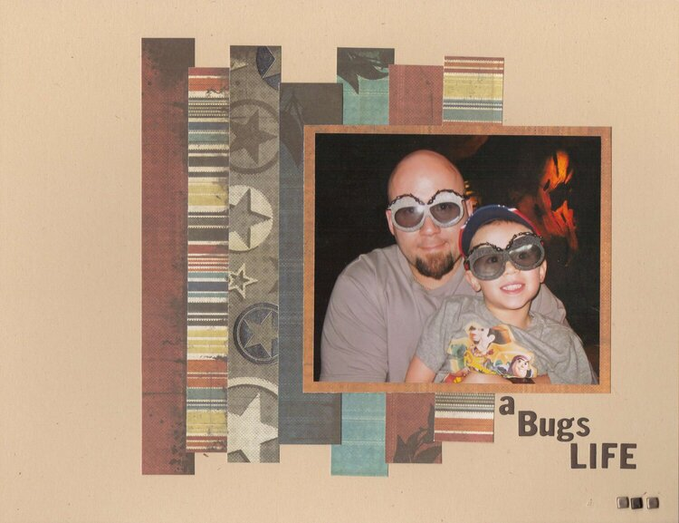 It's a bugs life