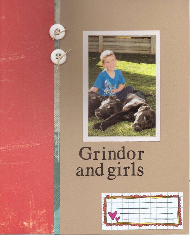 Grindor & girls