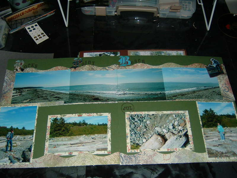 Rocky Point Beach 2 pages