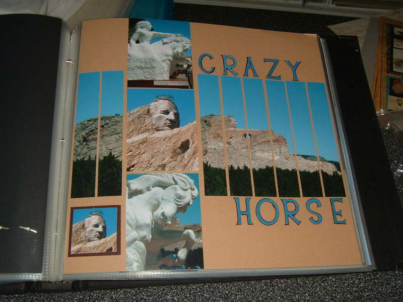 Crazy Horse Memorial Title Page