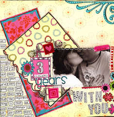 3 Crazy Years  ***Lucky 7 Contest***