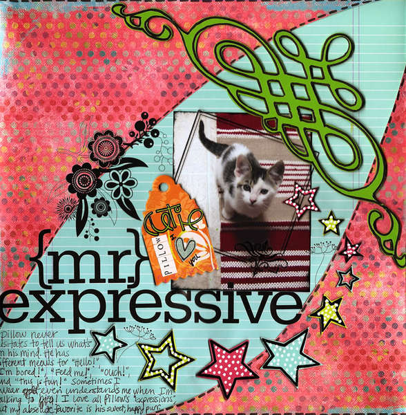 {mr.} expressive