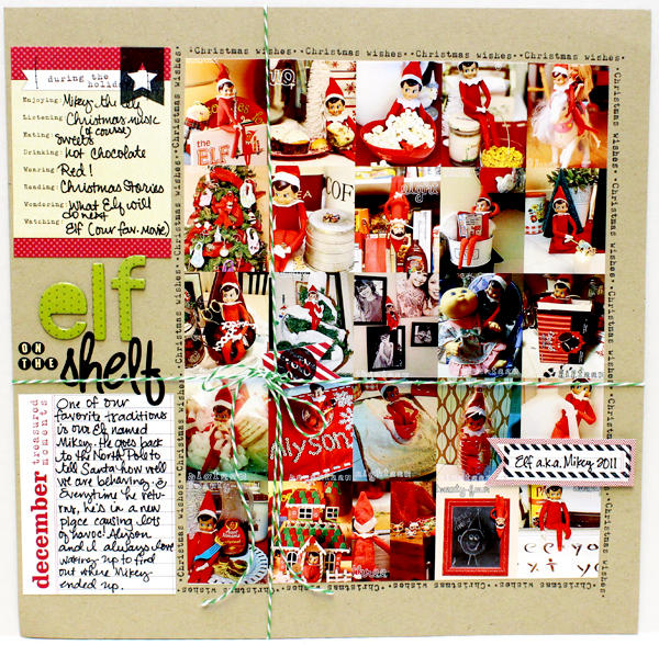 Elf on the Shelf*Elle's Studio