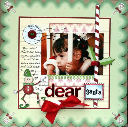 Dear Santa *Nikki Sivils*