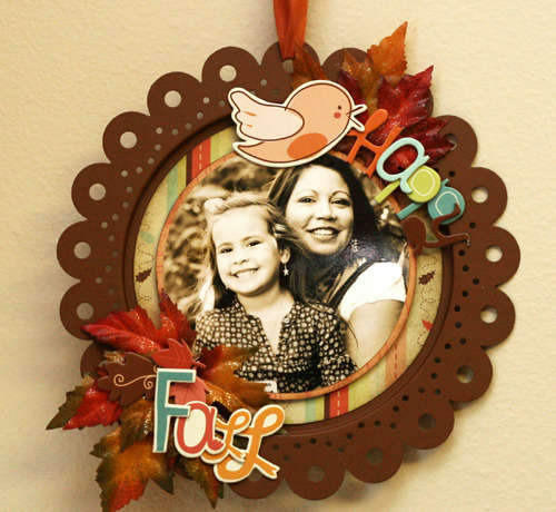 Happy Fall *wall decor*