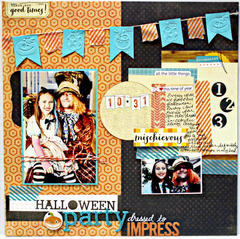 Halloween Party - Elle's Studio