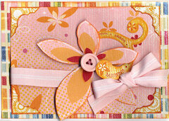 Summer Flower Card <i>by Donna Bryant Durand</i>