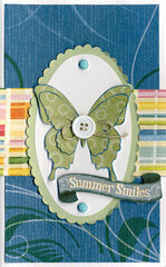 Summer Smiles Card <i> by Kristen Swain </i>