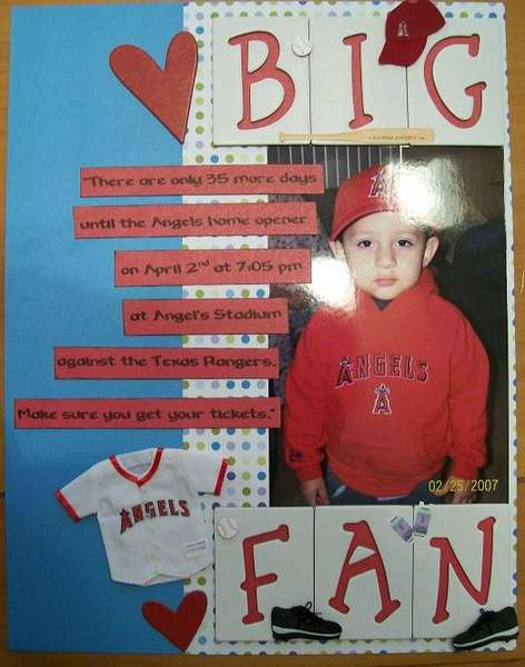 Big Angels Fan