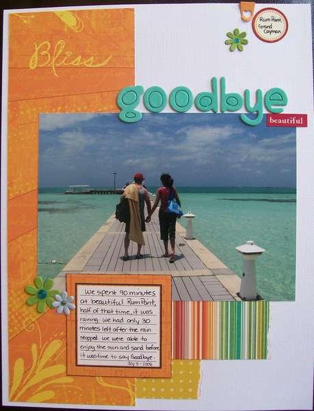 goodbye beautiful