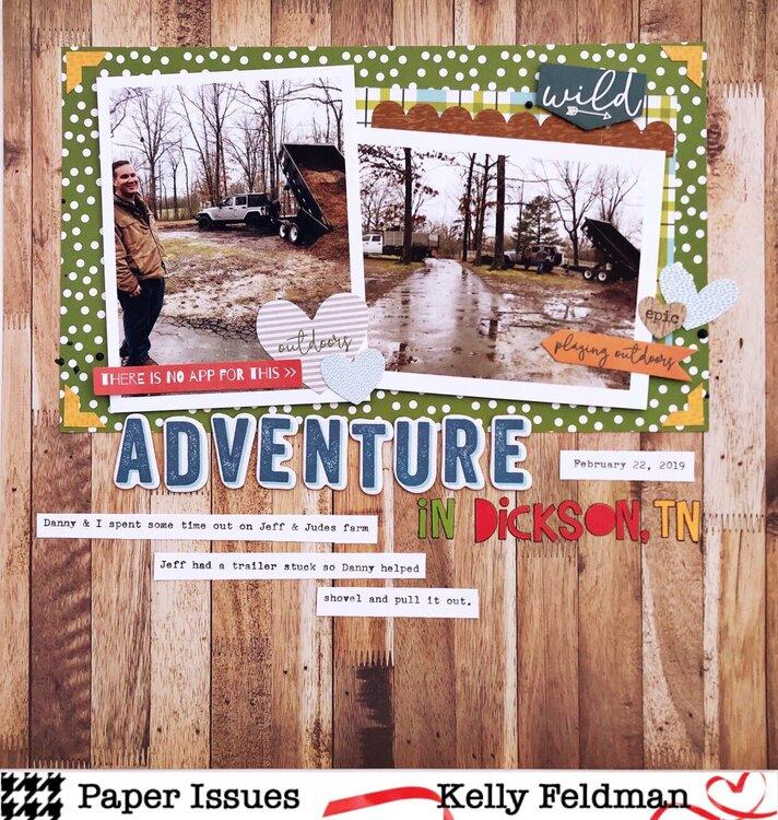 Adventure in Dickson
