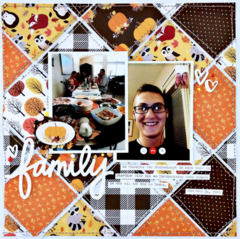 Fall Family Project