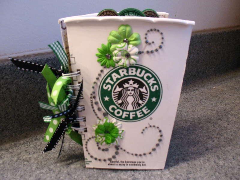 A little Starbucks Album