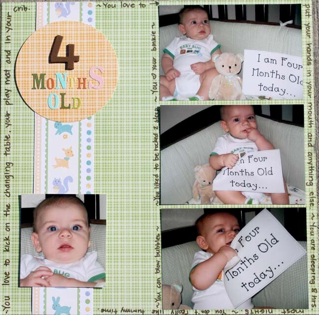 4 months old