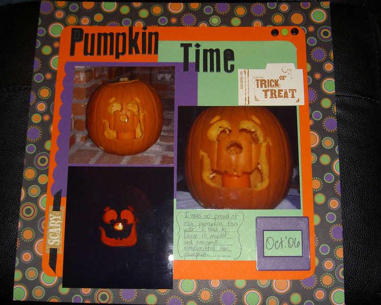 Pumpkin Time