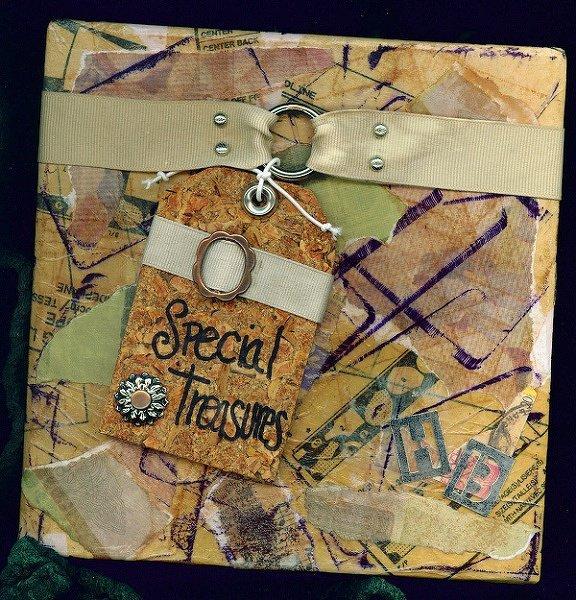 Special Treasures Box