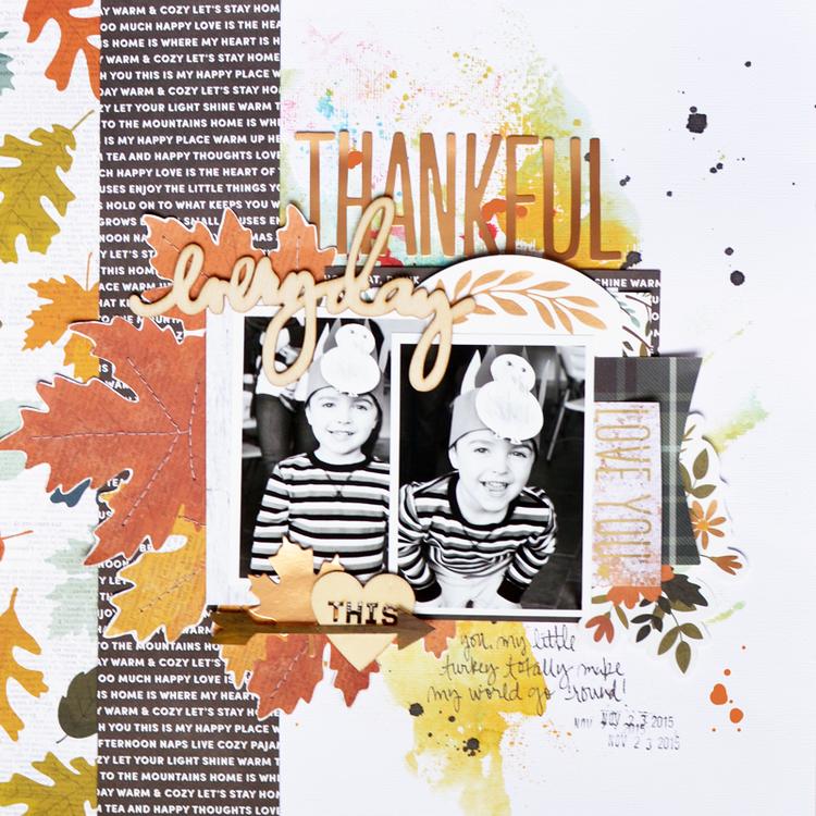 Thankful Everyday
