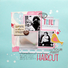 Your First Haircut