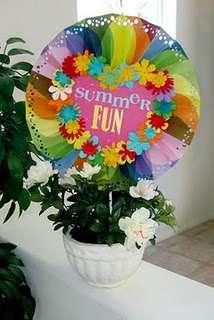 Summertime Flowers