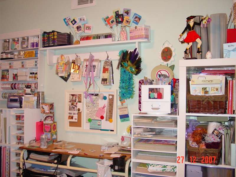 Another view of my bargin scrap space