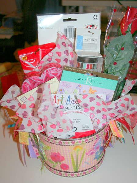 Valentine's Day Pal Swap - FEB 2008 -- Front