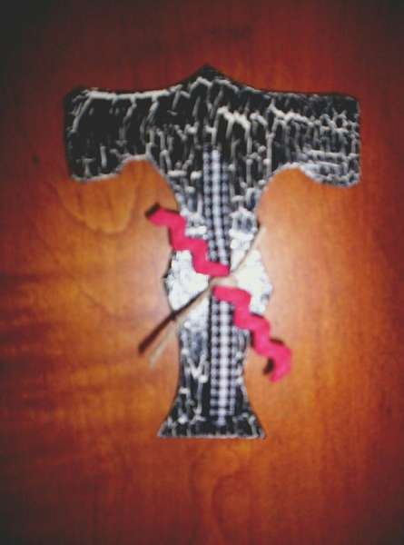 Altered Letter T