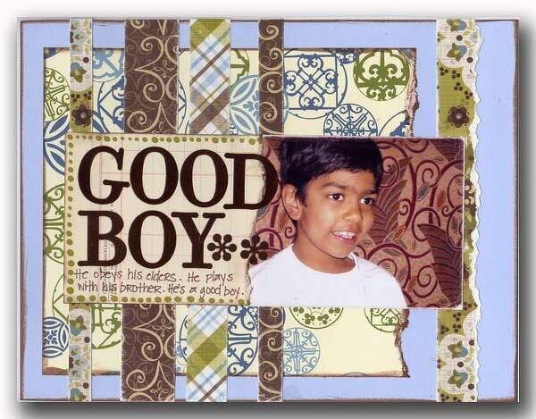 * good boy *