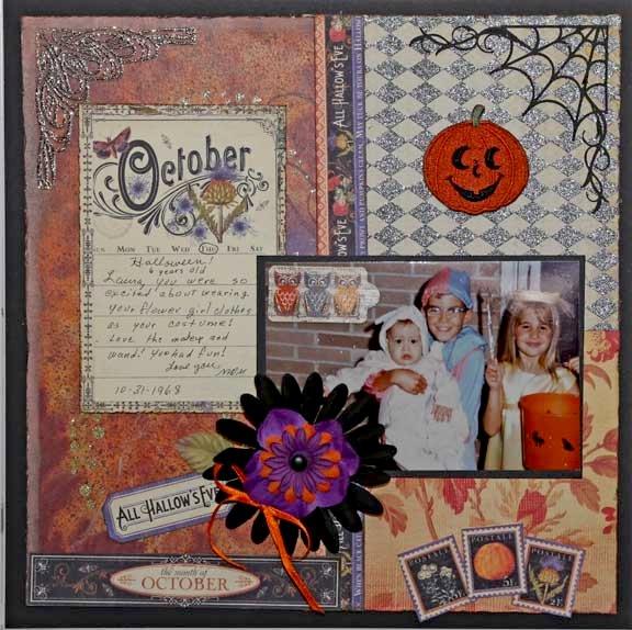 Halloween 1968 Laura