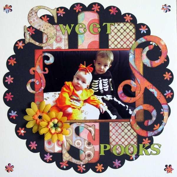 Sweet Spooks