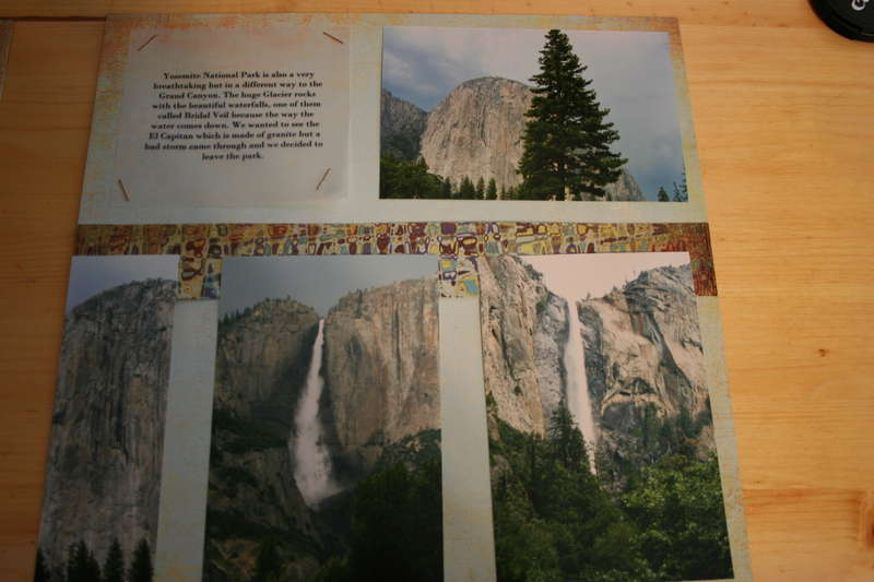 Yosemite Waterfalls 2