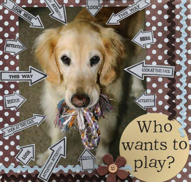 Who wants to play?