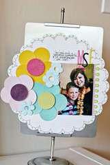 Focus on KI Over the Rainbow Glitter Paper