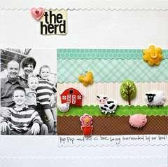 KI Memories Puffies : The Herd